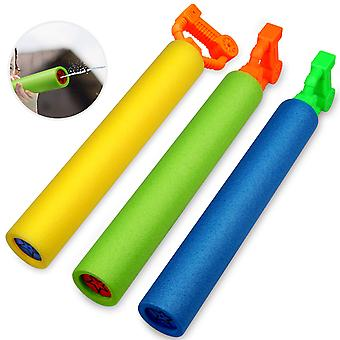 3pack pistolets à eau pour les enfants, Super Soaker Foam Water Blaster Shooter