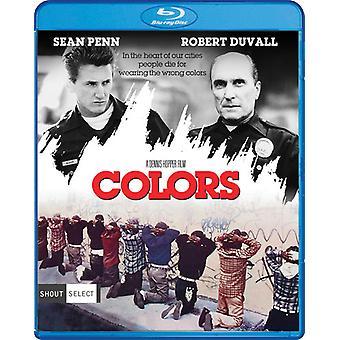 Farben [Blu-Ray] USA import