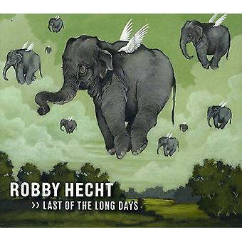 ロビー ・ ザ ・ ヘクト - 長い日 [CD] アメリカ インポートの最後