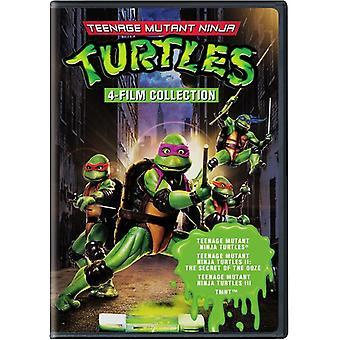 Teenage Mutant Ninja Turtles [DVD] Stati Uniti importare