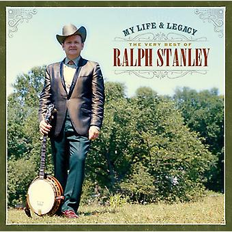 Ralph Stanley - My Life & Legacy: Very Best of Ralph [CD] USA import