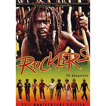 Rockers-25th Anniversary Edition [DVD] USA import