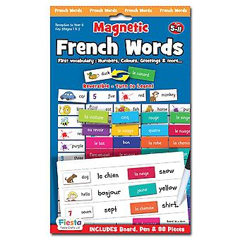 Fiesta Crafts Ltd Magnetic French Words