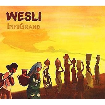 Wesli - Immigrand [CD] USA importeren