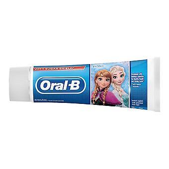 للأطفال عن طريق الفم ب 3 + سنوات السكر معجون الأسنان مجاناً