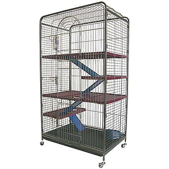 Ica Cage for Ferrets 4Alt79X52X140 (Small pets , Cages and Parks)