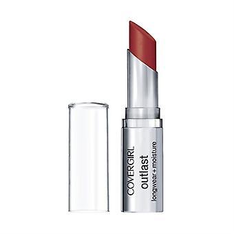 CoverGirl Outlast Longwear + humidité Lipstick 955 incroyable Auburn 0,12 oz/3,4 g