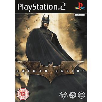 Batman Begins (PS2) - Uusi tehdas sinetöity
