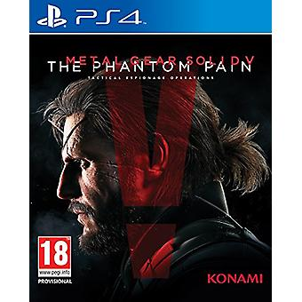 Metal Gear Solid V The Phantom Pain - Standard Edition (PS4) - New