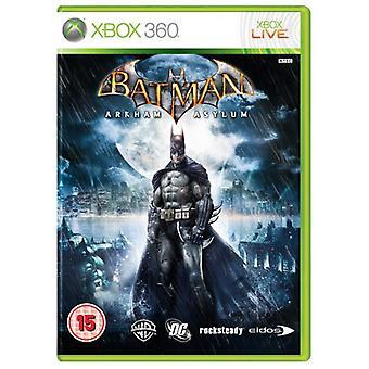 Batman Arkham Asylum (Xbox 360) - Nouveau