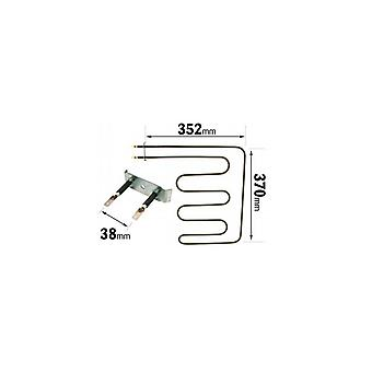 Indesit topp ugn Grill Element