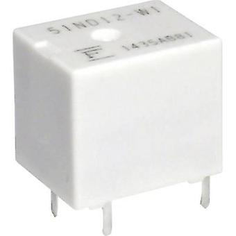 Fujitsu FBR51ND12-W1 Automotive relay 12 V DC 25 A 1 change-over