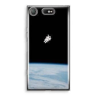 Sony Xperia XZ1 Compact Transparant (doux) - seul cas dans l'espace