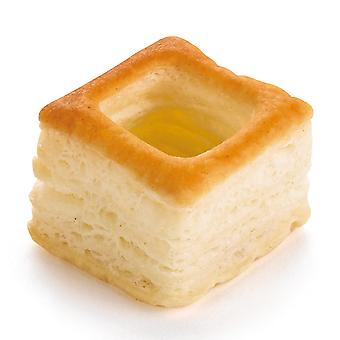 Pidy Mini Square 'Carré' Vol au Vents 3cm