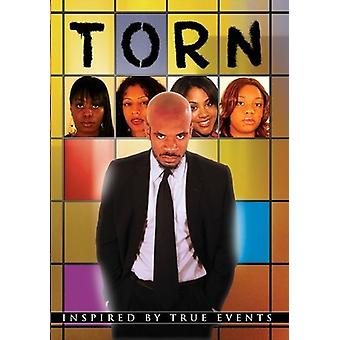 Torn [DVD] USA import