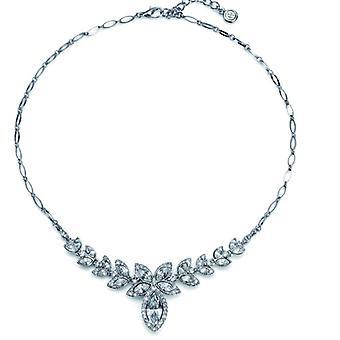 Oliver Weber Collier Villa Rhodium Crystal