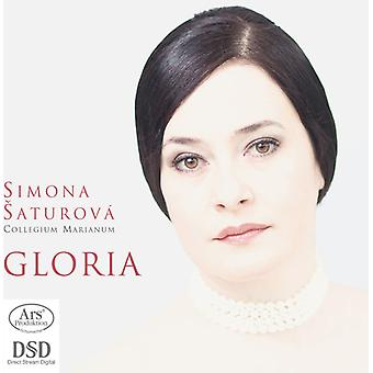 Handel/Bach, J.S./Mozart, W.a./Heinichen/Mateju/Meru - Gloria [CD] USA import