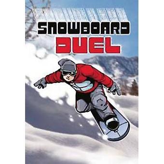 Snowboard-Duell von Bob Tempel - 9781406213751 Buch