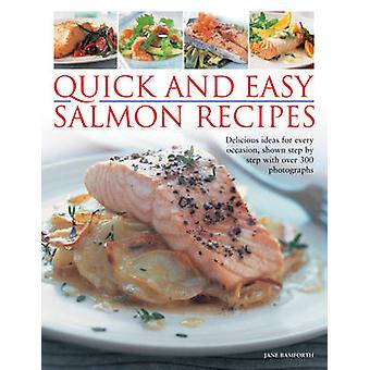 Quick and Easy Salmon Recipes - Delicious Ideas for Every Occasion - S