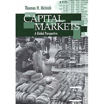 Capital Markets - A Global Perspective by Thomas H. McInish - 97806312