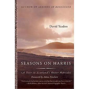 Jahreszeiten auf Harris: ein Jahr in Schottland die äußeren Hebriden
