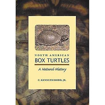 Nordamerikanske boksen skilpadder: En Natural History, Vol. 6