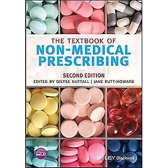 Het tekstboek van de niet-medische voorschrijven