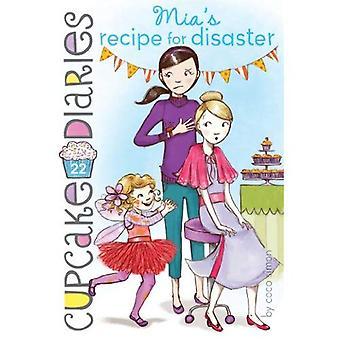 Mia's recept voor een ramp (Cupcake Diaries)