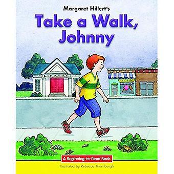 Prendre une marche, Johnny (début à lire livres)