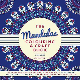Buchen Sie die Mandalas Färbung & Handwerk