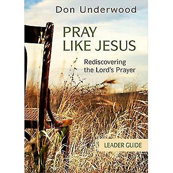 Prier comme Jésus Leader Guide: Redécouvrir la prière du Seigneur
