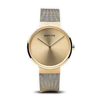 ברינג קוורץ נשים שעון אנלוגי עם חגורת נירוסטה 14539-333