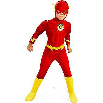 Costume enfant Muscle de flash