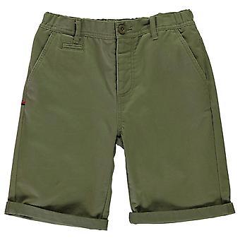 Kangol Boys Chino Shorts Junior Kids