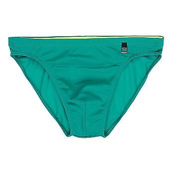 HOM Sunlight Swim Micro Briefs, Vert, Petit