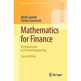 Matematik för finans av Marek Capinski