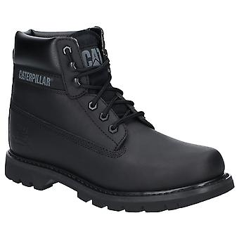 CAT Lifestyle Mens Colorado lederen schoen