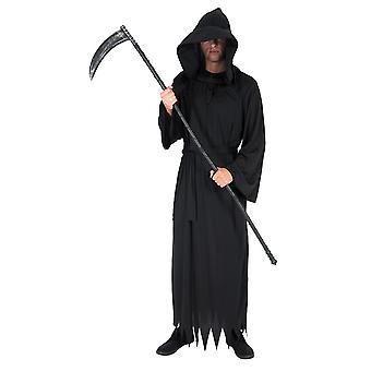 Grim reaper father death monk's robe mens costume