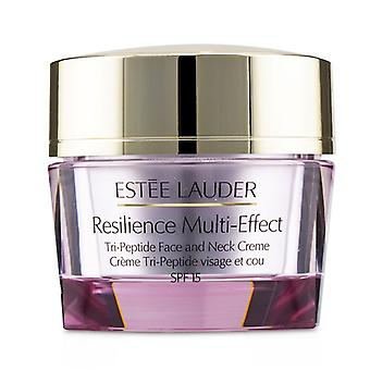 Resilience Multi-effect Tri-peptide Face And Neck Creme Spf 15 - For Dry Skin - 50ml/1.7oz