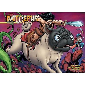Battlepug Volume 5 - The Paws of War by Mike Norton - 9781506701141 Bo