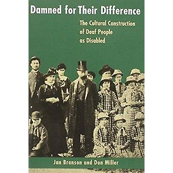 Damned for Their Difference by Jan Branson - Don Miller - 97815636812