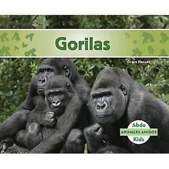 Gorilas (Gorillas) by Grace Hansen - 9781680804133 Book