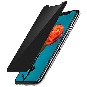 iPhone X / XS Tempered Glass Anti-Spy Film Shockproof Screen Protection