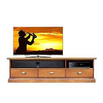 3 Schubladen Soundbar Fach TV-Halter