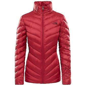 De North Face Rumba rode Womens Trevail jas