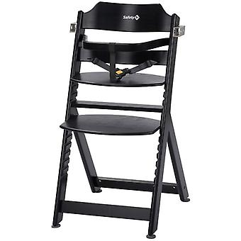 Sicurezza 1st Timba Highchair Nero