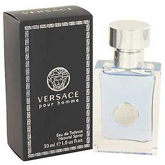 Versace pour Homme av Versace Eau de Toilette Spray 1 oz (herrar) V728-456436