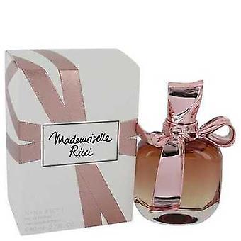 Mademoiselle Ricci By Nina Ricci Eau De Parfum Spray 2.7 Oz (women) V728-492926