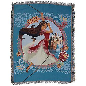 Woven Tapestry Throws - Elena Of Avalor - Adventures New 024004