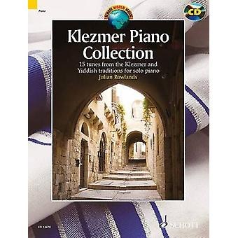 Klezmer Piano Collection - 22 Tunes from the Klezmer and Yiddish Tradi